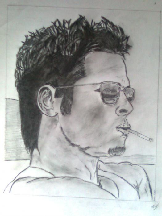 Brad Pitt par shalini